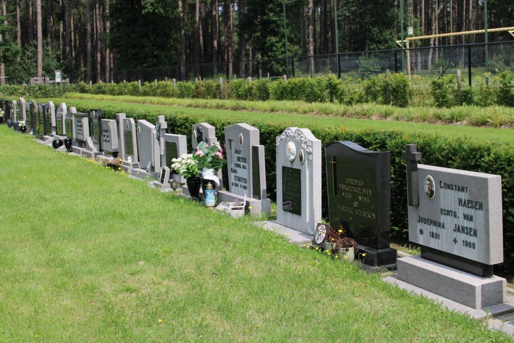Veteran Cemetery Heppen