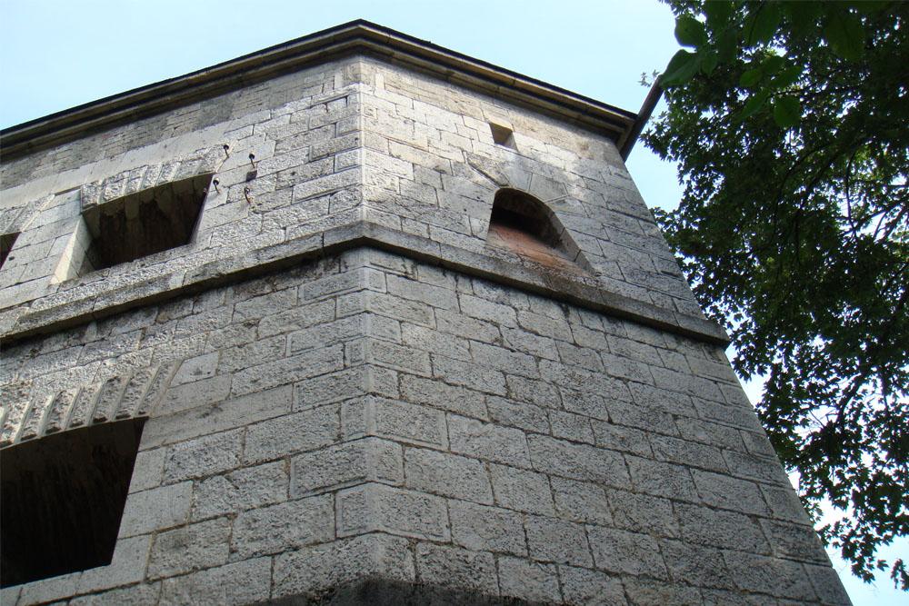 Bundesfestung Ulm - Örlinger Turm (Werk XXXVIII)