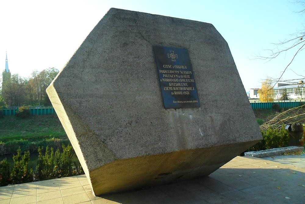 Memorial Polish Insurgents 1921