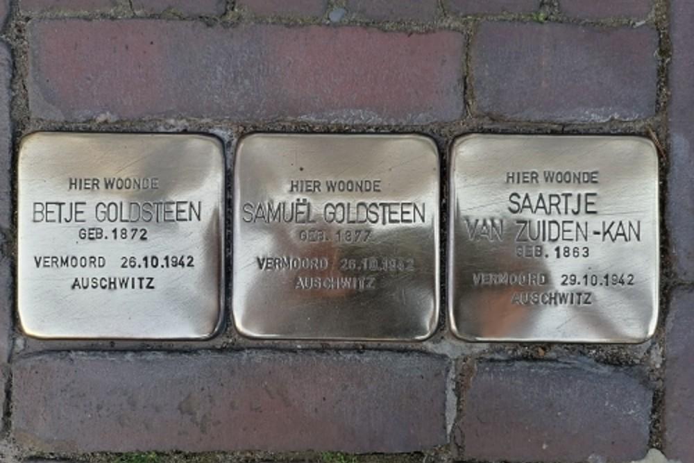 Stolpersteine Hoofdstraat 82
