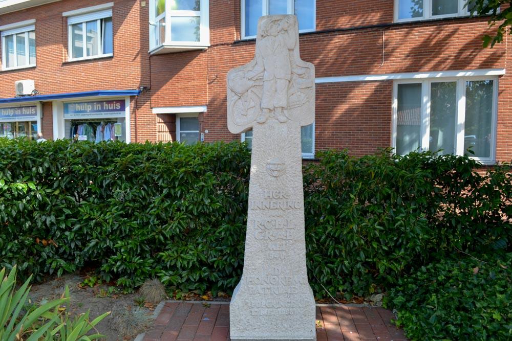Monument CRAB's RCLB Poperinge