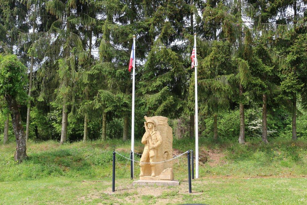 Monument Amerikaanse Soldaten