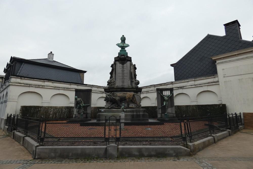 Oorlogsmonument Monceau-sur-Sambre