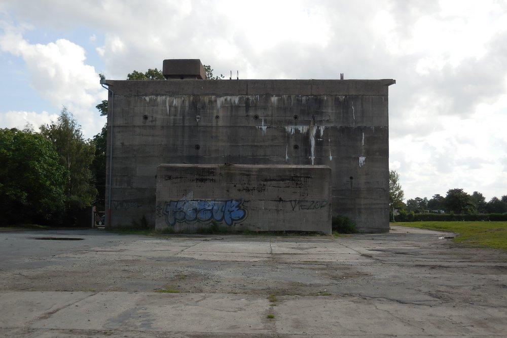 Air raid shelter Jadeallee