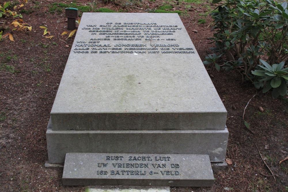 Monument Nationaal Jongeren Verbond (Rusthof)