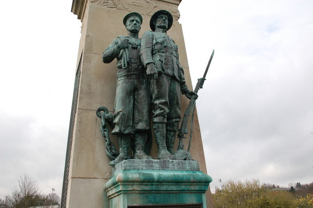 War Memorial Larne