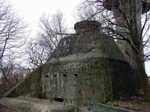 Festung Pillau - Duitse Vuurleidingbunkers Baltiejsk