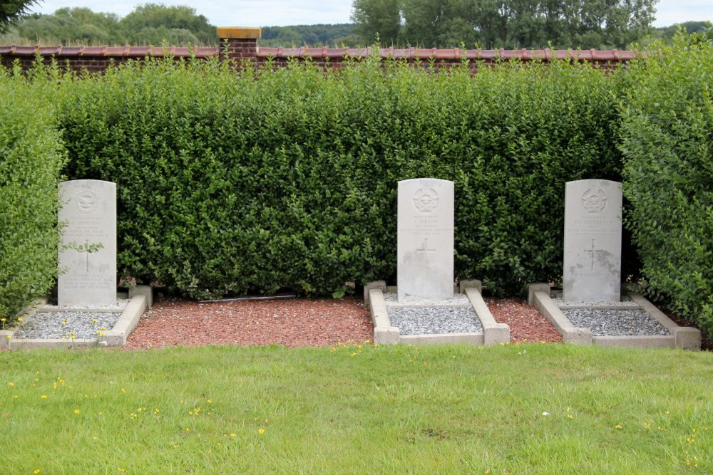 Commonwealth War Graves Baisy-Thy