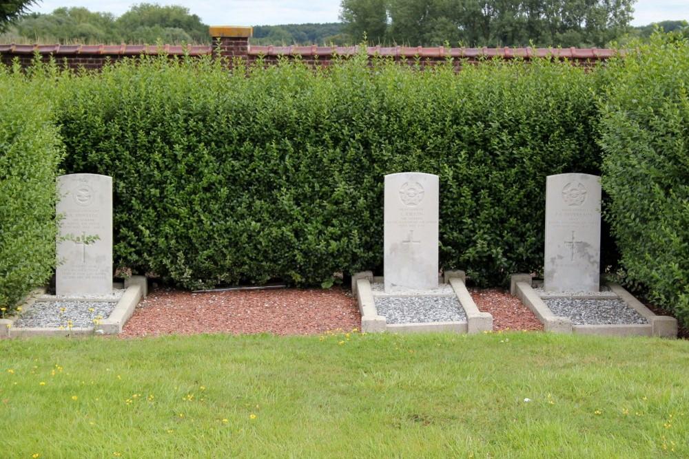 Oorlogsgraven van het Gemenebest Baisy-Thy