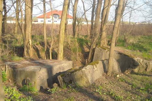 Festung Breslau - Tankversperring