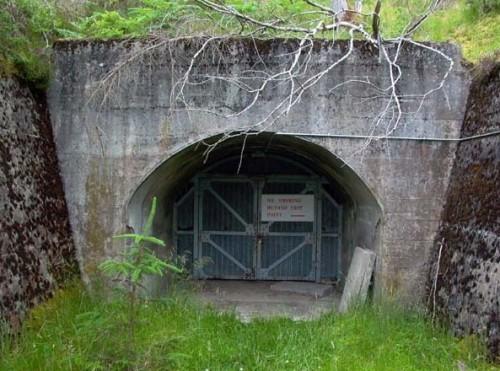 Ondergrondse Olie-opslagplaats