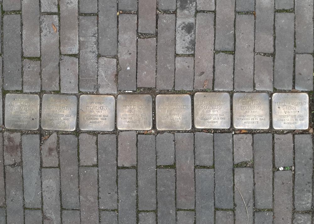 Stumbling Stones Molenbeekstraat 12