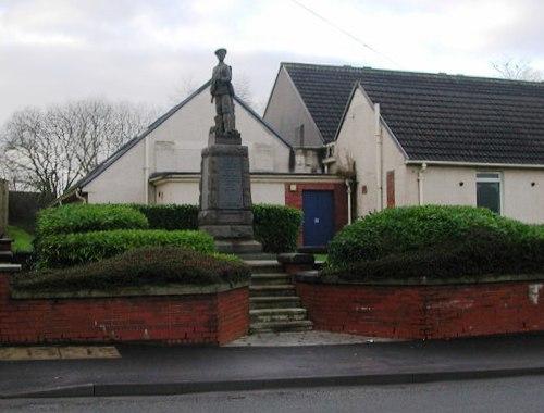 War Memorial Ferniegair