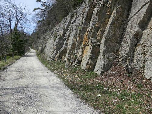 Fortifikation Hauenstein - Militaire Weg Belchen Süd