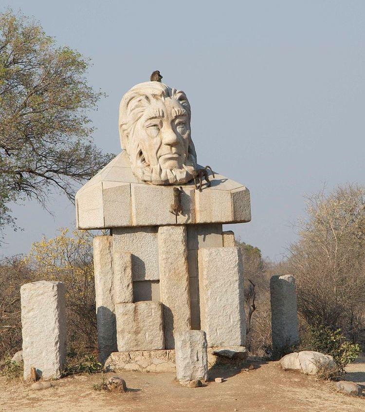 Kruger Monument