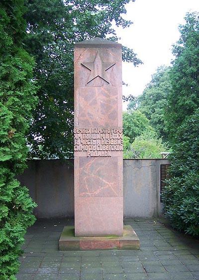 Soviet War Cemetery Schwepnitz