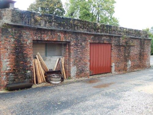V1 Feuerstellung 620 - FA Dampferzeuger-Garage