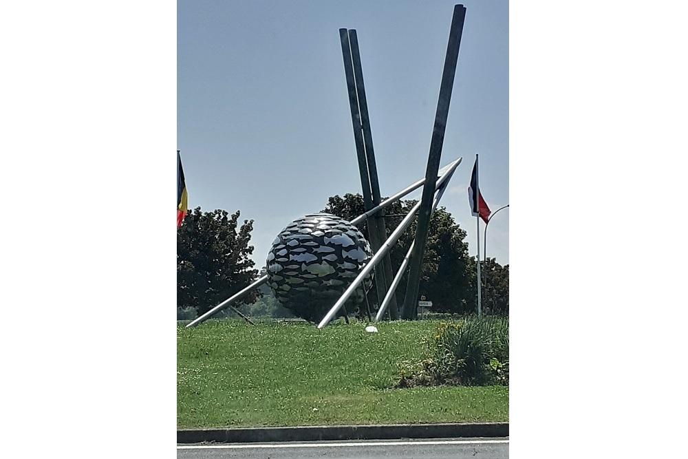 Monument Generaal Montgomery