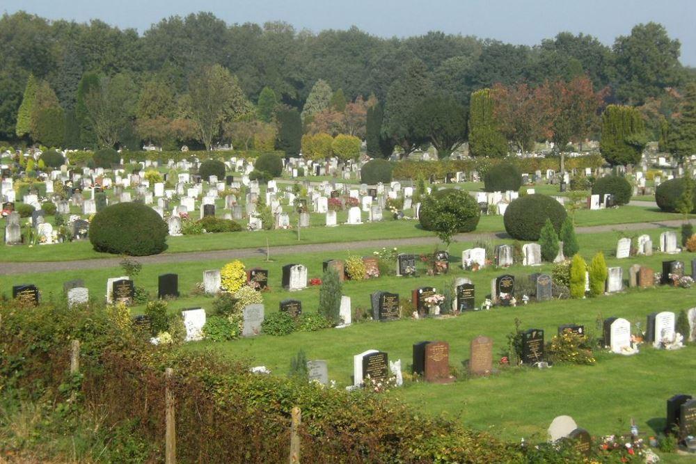 Oorlogsgraven van het Gemenebest Snell Hatch Burial Ground