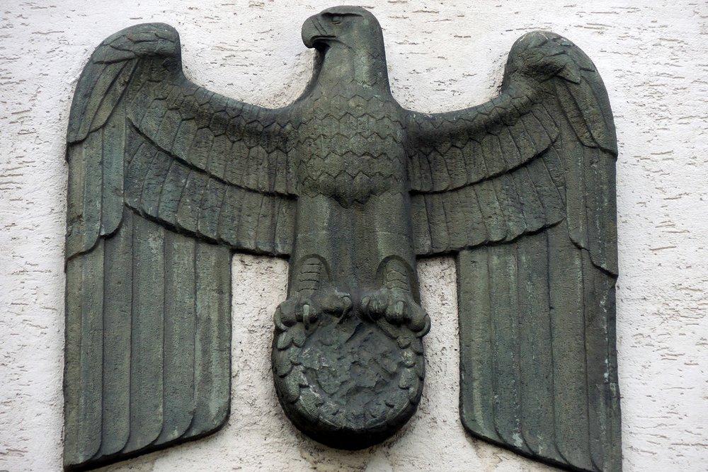 Reichsadler Kantoor Finanzamt