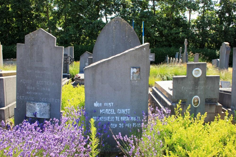 Belgian War Grave Westende