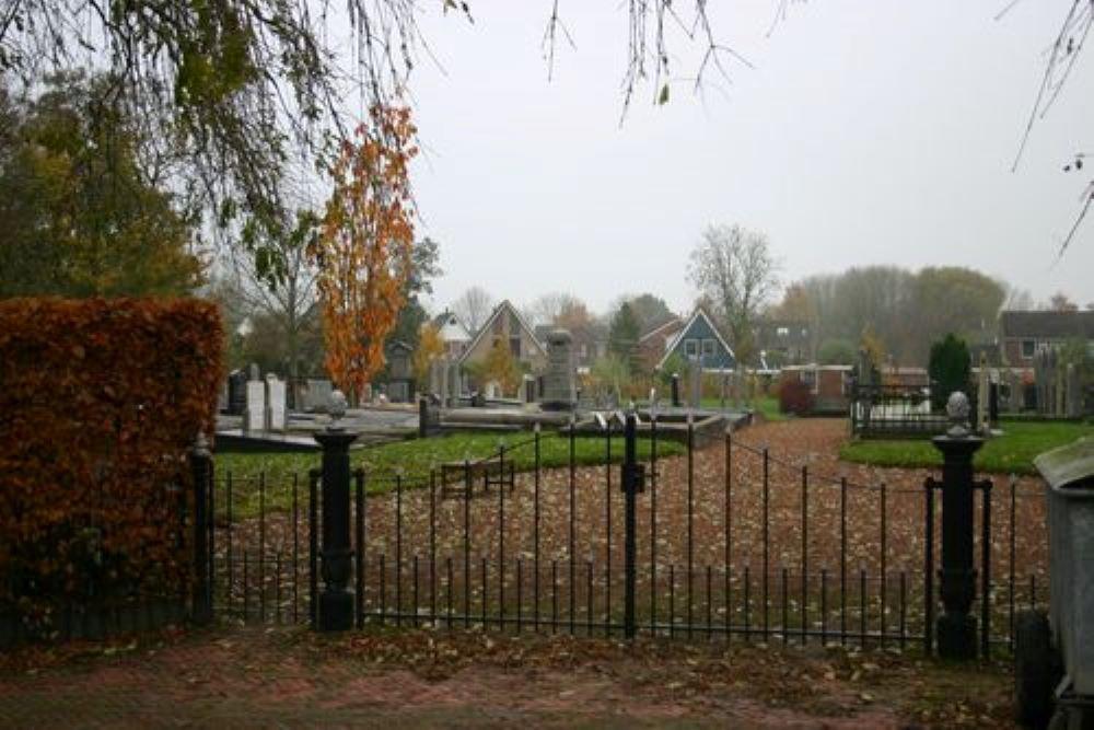 Nederlandse Oorlogsgraven Holwierde