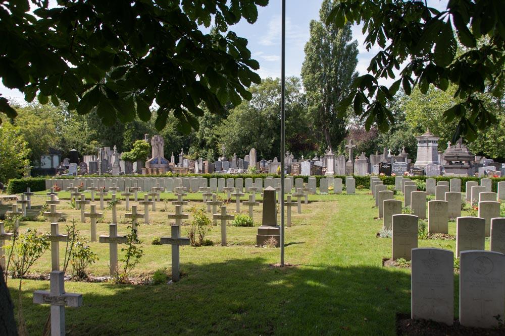 Gemeentelijke Begraafplaats Dunkerque