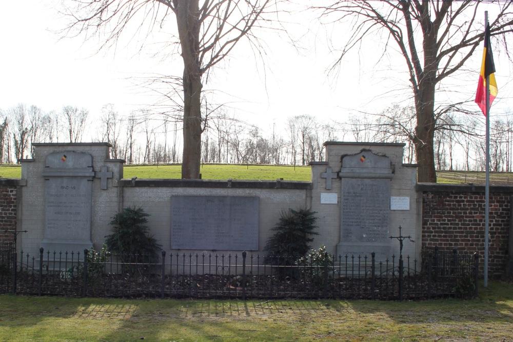War Memorial Cemetery Bertem
