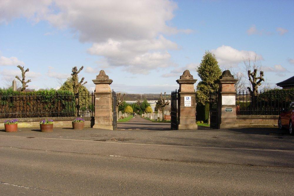 Commonwealth War Graves Sunnyside Cemetery