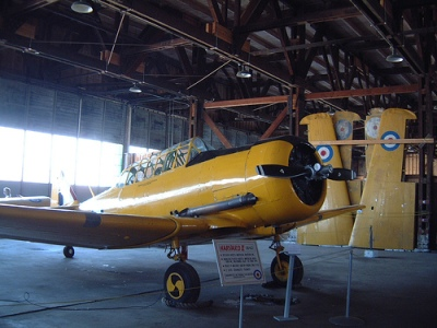 Commonwealth Air Training Plan Museum