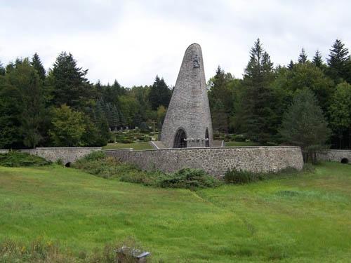 Czechoslovakian War Cemetery Vysny Komarnik