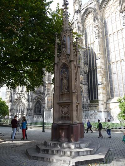 Fountain Münsterplatz