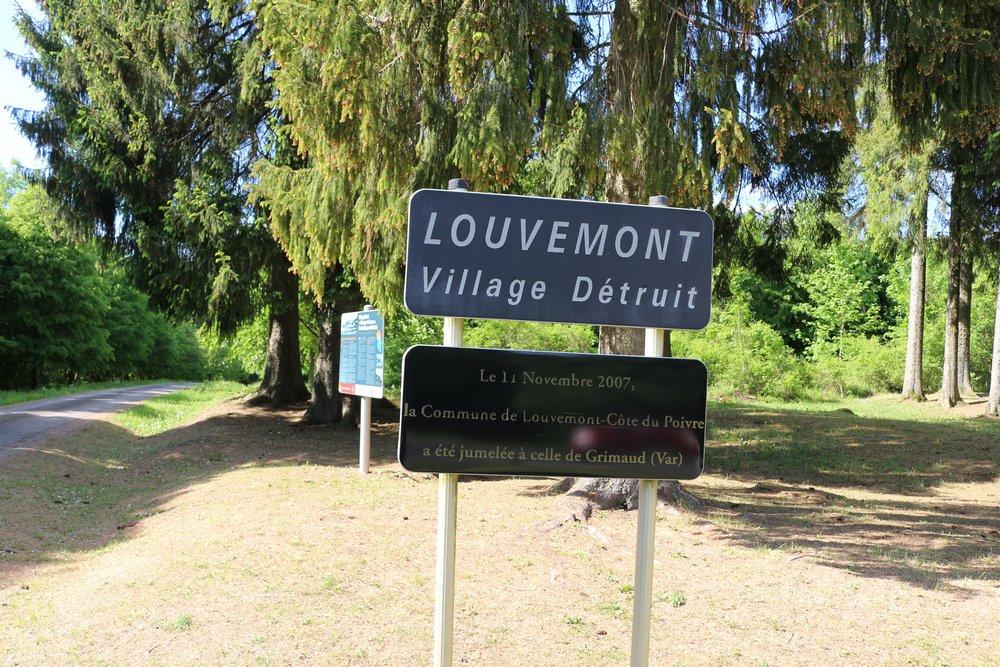 Former Village Louvemont