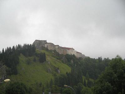 Maginot Line - Fort Joux