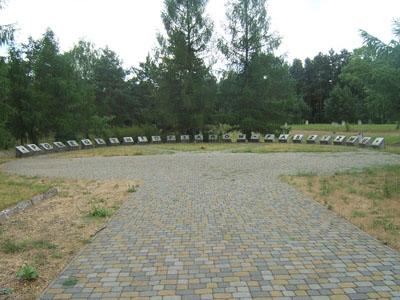 Internationale Oorlogsbegraafplaats Toruń-Glinki