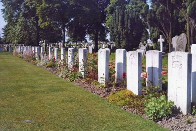 Commonwealth War Graves Torrisholme Cemetery