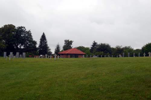 German War Cemetery Neumark