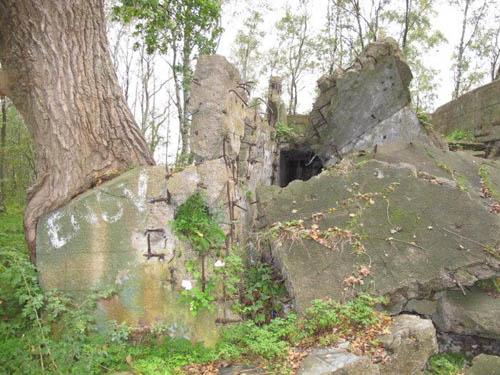 Festung Pillau - Remains German Bunker