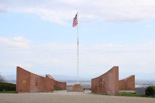 Amerikaans Monument Sigolsheim