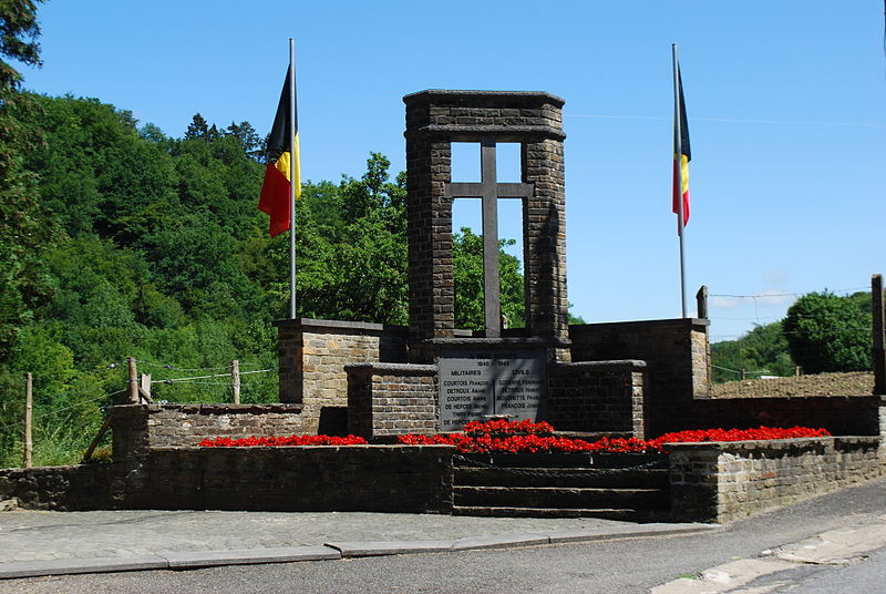 World War II Memorial Verlaine-sur-Ourthe