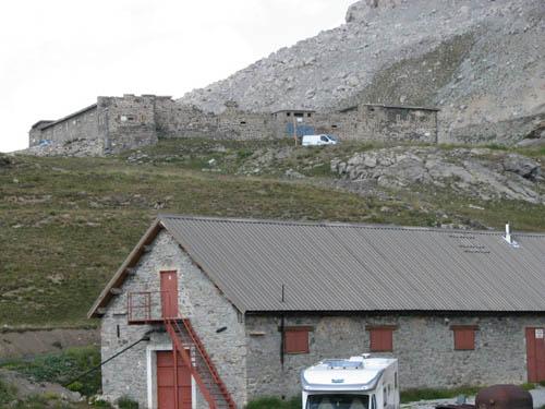 Maginotlinie - Fort Restefond