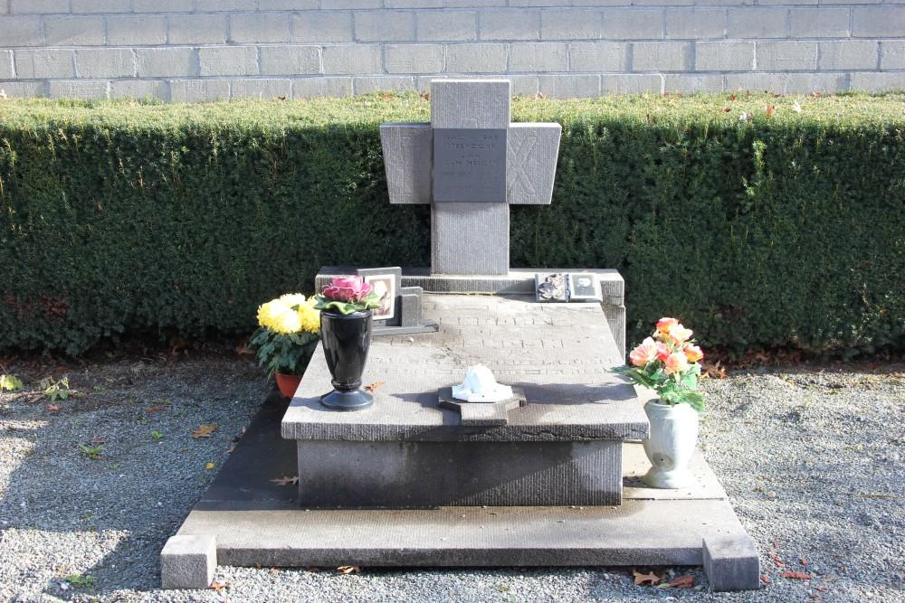 Belgische Oorlogsgraven Steendorp