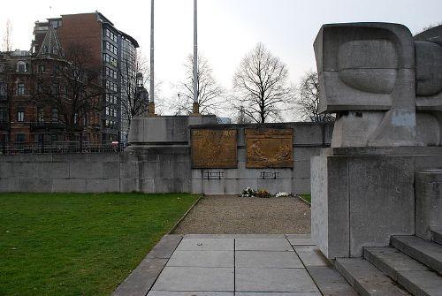 Monument Verdedigers Liège