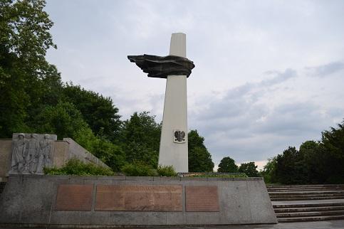 Monument voor de Poolse Soldaten en Duitse Anti-fascisten
