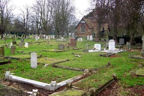 Oorlogsgraven van het Gemenebest Beccles Road Cemetery