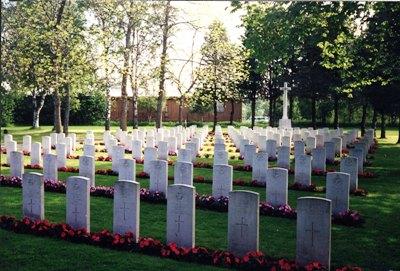 Commonwealth War Graves Trondheim