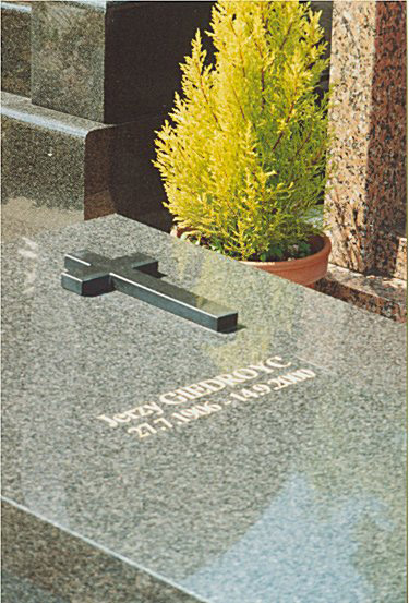 Graven Poolse Veteranen Le Mesnil-le-Roi