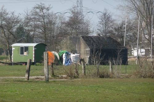 Groepsschuilplaats Type P Naarderstraatweg