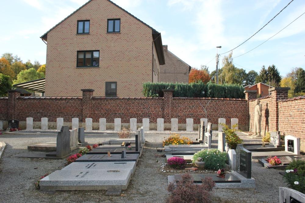 Commonwealth War Graves Overijse (Terlanen)