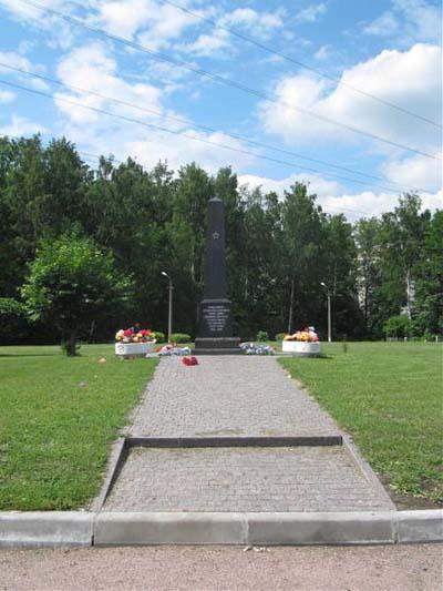 Sovjet Oorlogsgraven Bogoslovskoye Begraafplaats